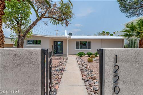Photo of 1220 N Norris Avenue, Tucson, AZ 85719 (MLS # 22114416)