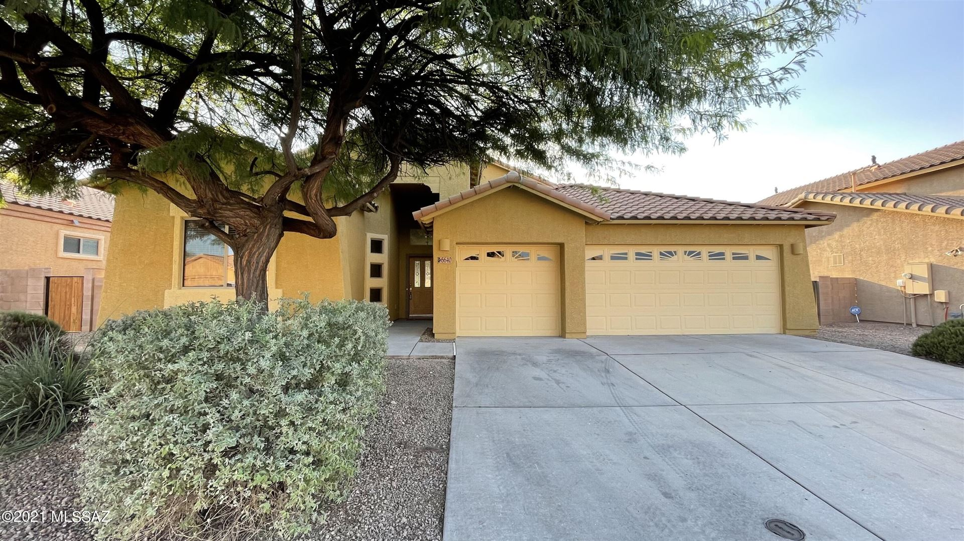 6640 S Lantana Vista Drive, Tucson, AZ 85756 - MLS#: 22123421