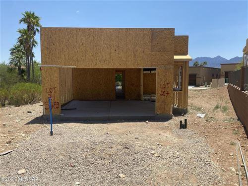 Photo of 5783 S Dame Drive #Lot 27, Green Valley, AZ 85622 (MLS # 22108422)