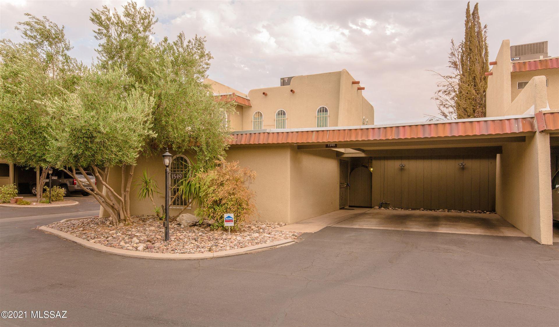 1549 E Prince Road, Tucson, AZ 85719 - MLS#: 22116423