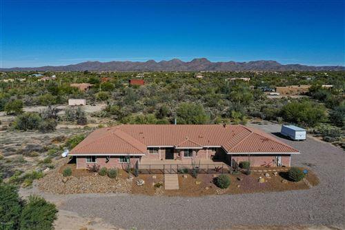 Photo of 4700 W Flying Diamond Drive, Tucson, AZ 85742 (MLS # 21931427)