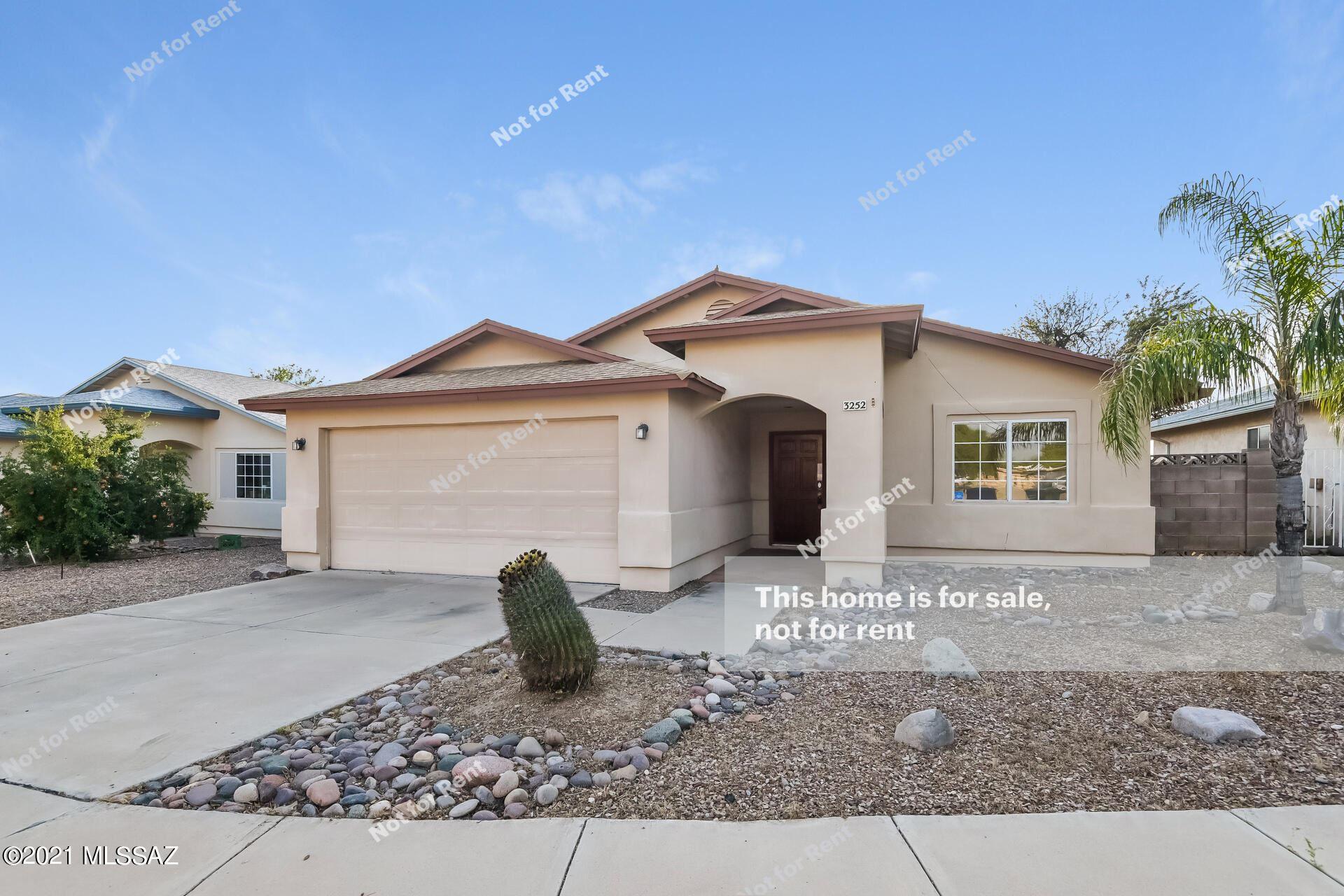 3252 S Kristina Park Loop, Tucson, AZ 85730 - MLS#: 22123431