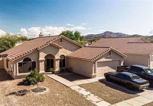 Photo of 6991 W Tacna Drive, Tucson, AZ 85743 (MLS # 21922433)