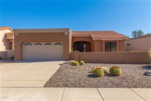 Photo of 14300 N Copperstone Drive, Oro Valley, AZ 85755 (MLS # 21924436)