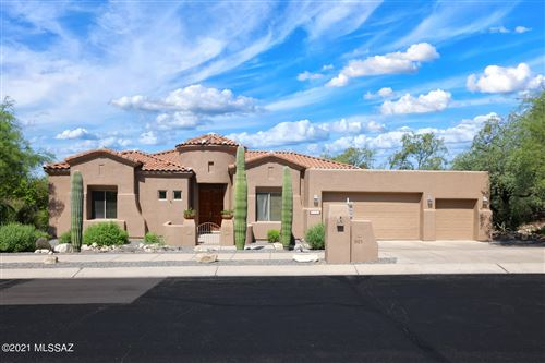 Photo of 5105 N Coronado Vistas Place, Tucson, AZ 85749 (MLS # 22118436)