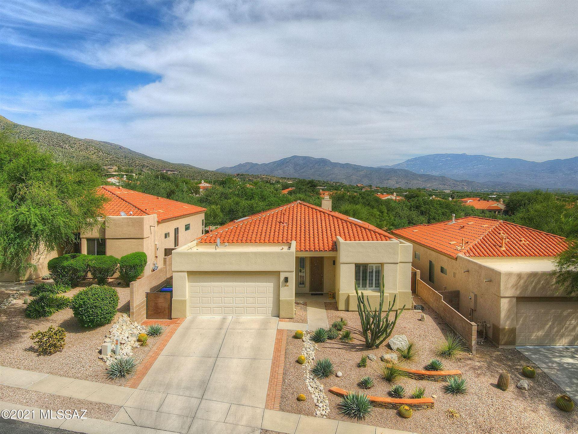 5350 N Canyon Rise Place, Tucson, AZ 85749 - MLS#: 22124442
