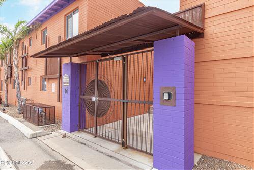Photo of 55 N Cherry Avenue #210, Tucson, AZ 85719 (MLS # 22118453)