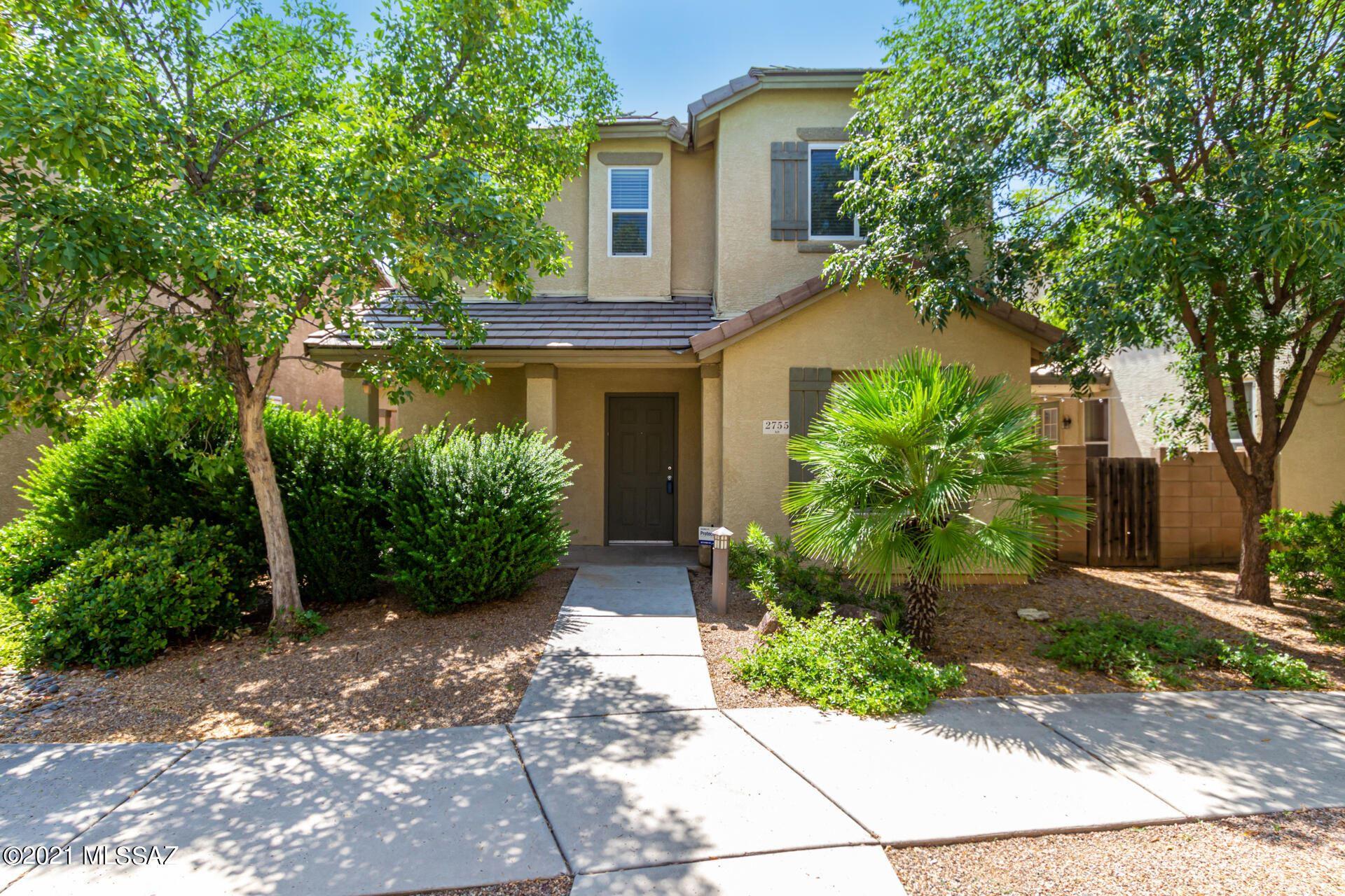 2755 N Saramano Lane, Tucson, AZ 85712 - MLS#: 22123457