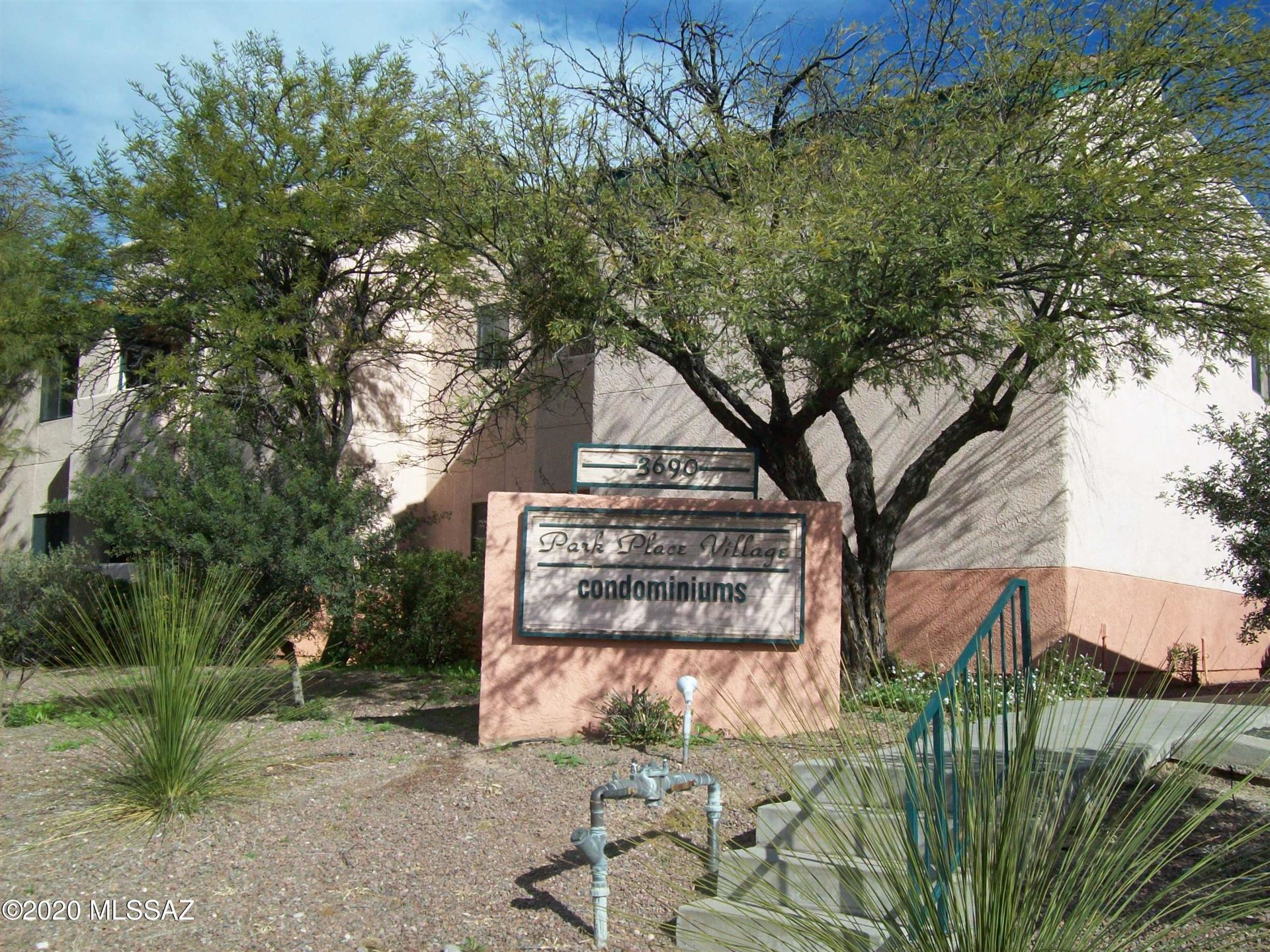 3690 N Country Club Road #1009, Tucson, AZ 85716 - MLS#: 22031463
