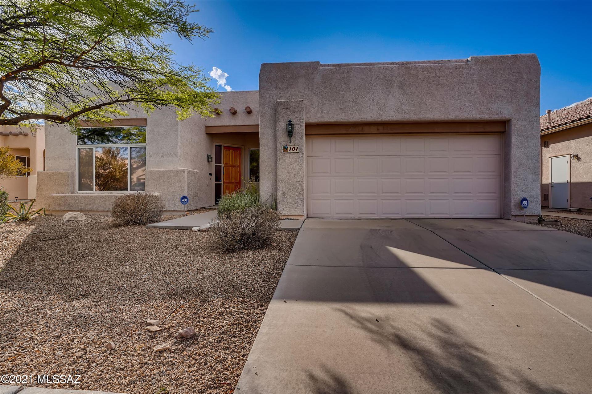 101 N Desert Stream Drive, Tucson, AZ 85745 - MLS#: 22116465
