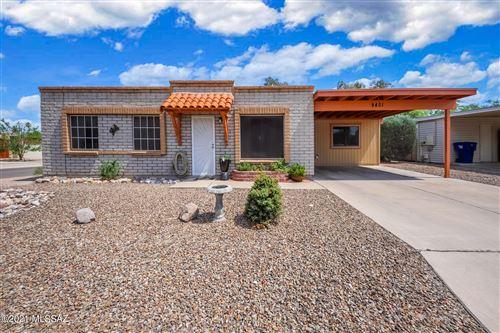 Photo of 9401 E Lorain Place, Tucson, AZ 85710 (MLS # 22116467)