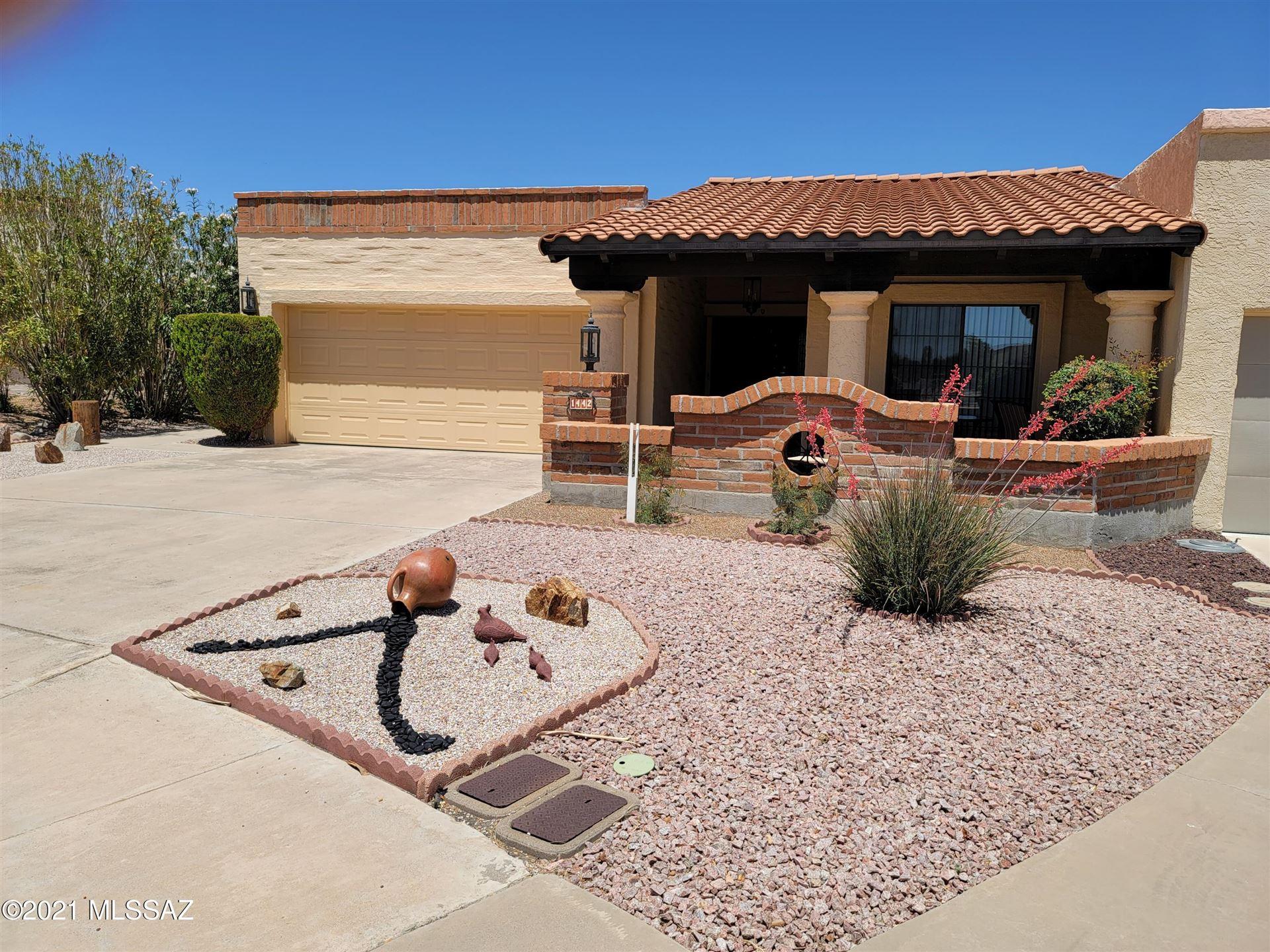 1442 N Paseo Maravilloso, Green Valley, AZ 85614 - MLS#: 22111469