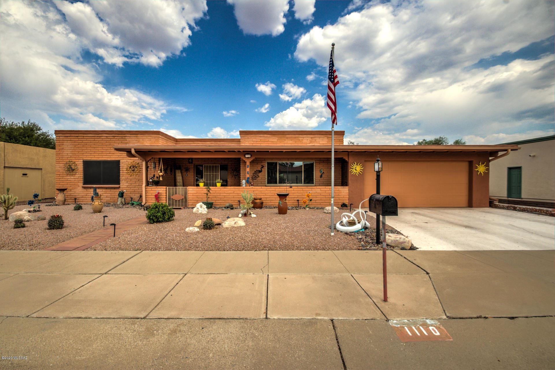 1110 N LA Canoa, Green Valley, AZ 85614 - MLS#: 22021472