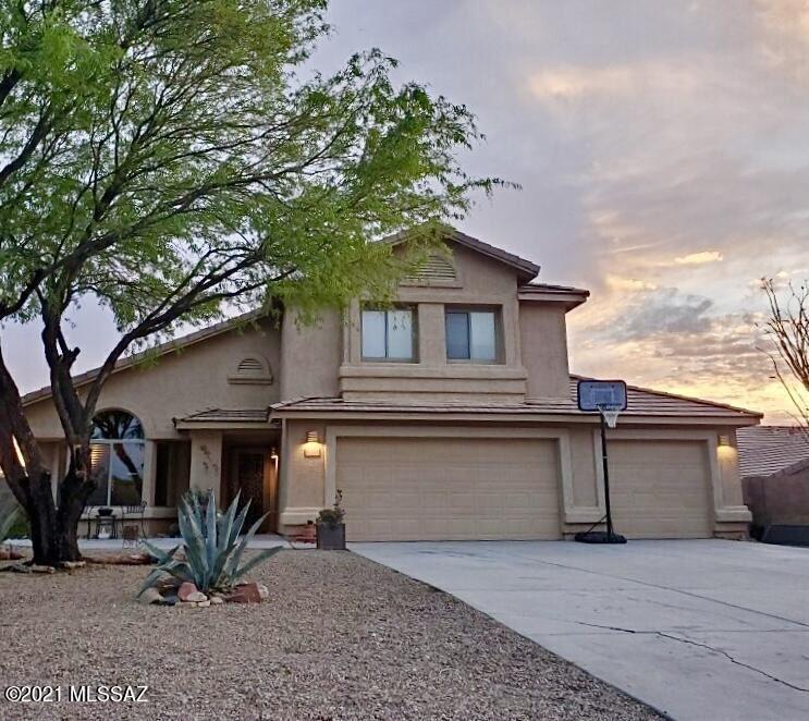 581 W Sulleys Place, Vail, AZ 85641 - MLS#: 22109477