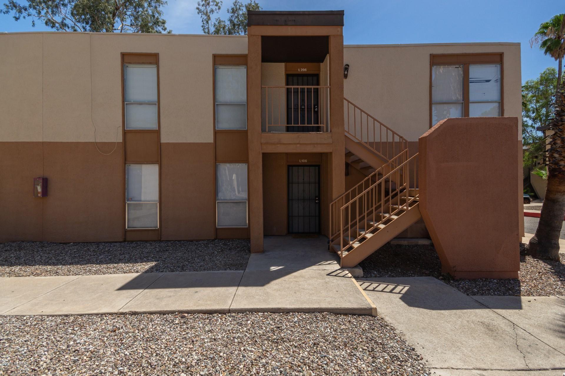 1620 N Wilmot Road #L-106, Tucson, AZ 85712 - MLS#: 22111478