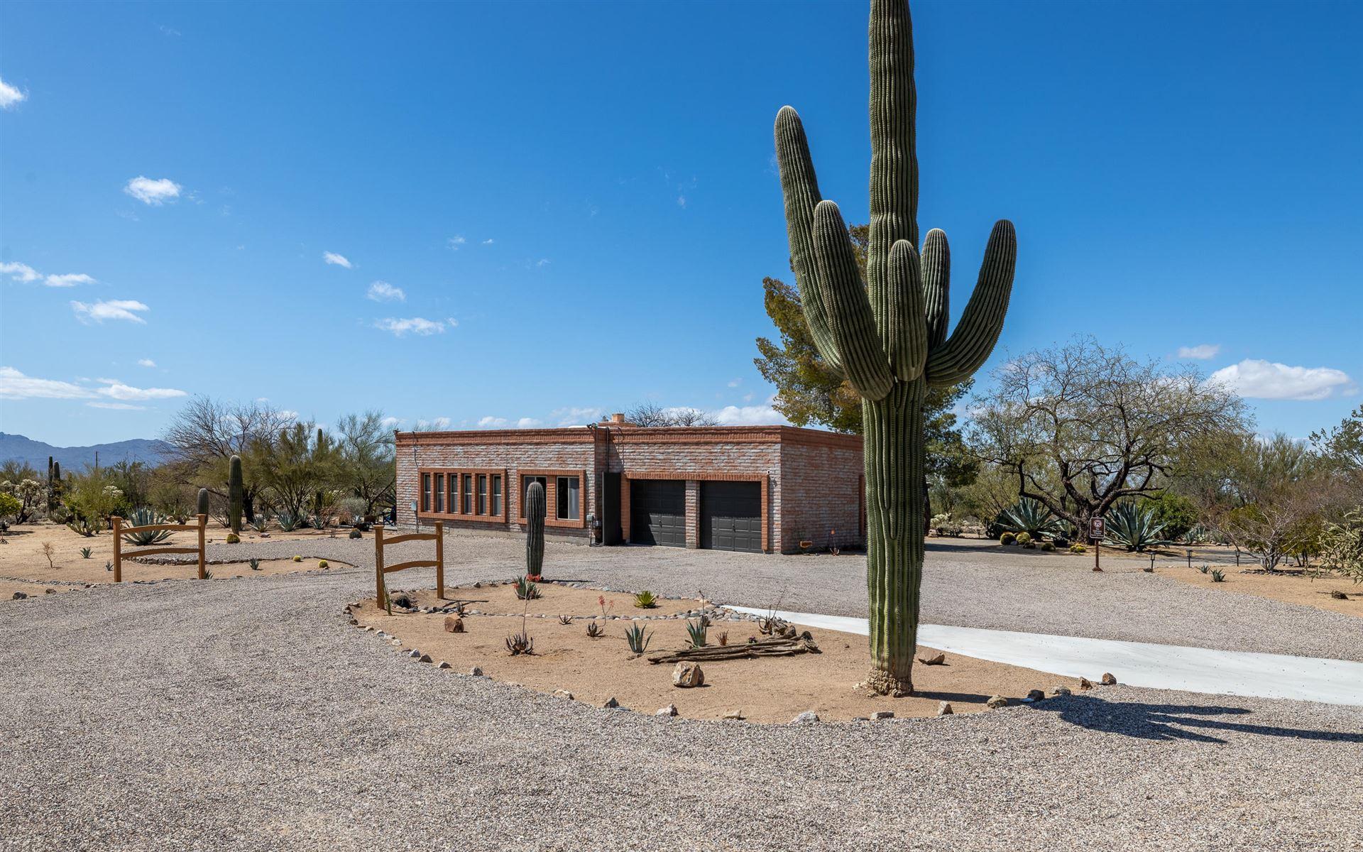 10011 N Orange Ranch Road, Tucson, AZ 85742 - #: 22108482