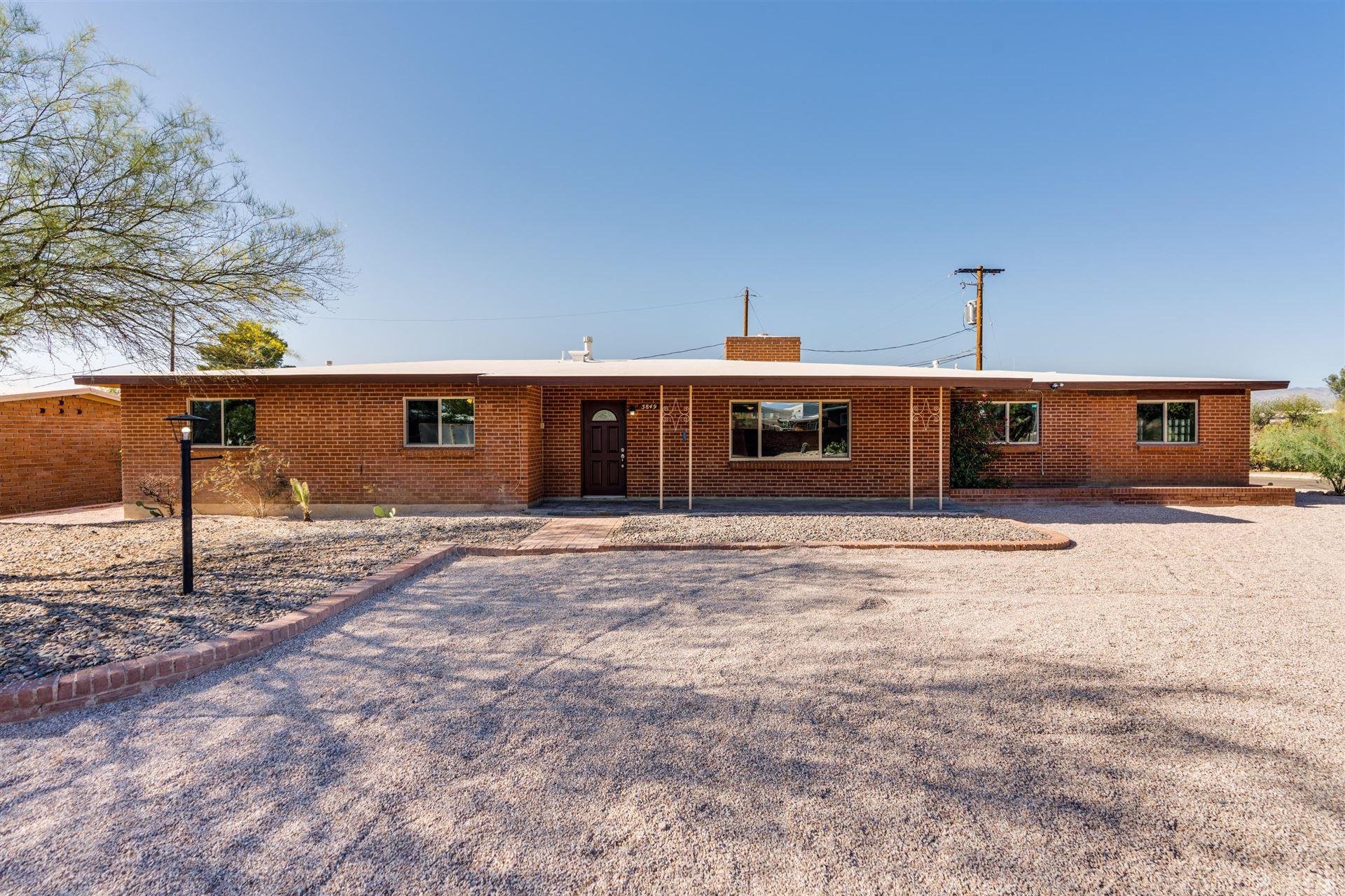 5849 E Burns Street, Tucson, AZ 85711 - MLS#: 22112482