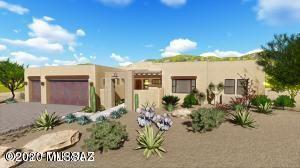 Photo of 12507 N Placita El Cobo, Oro Valley, AZ 85755 (MLS # 21820483)