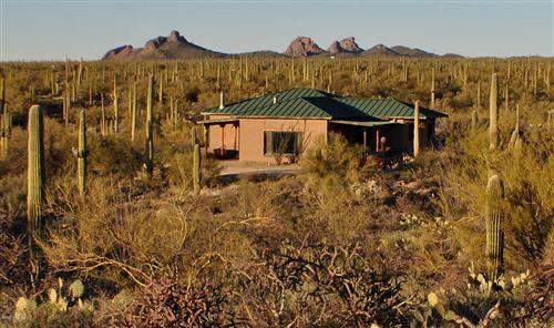 Photo of 37029 S Desert Ridges Road, Marana, AZ 85658 (MLS # 22000486)