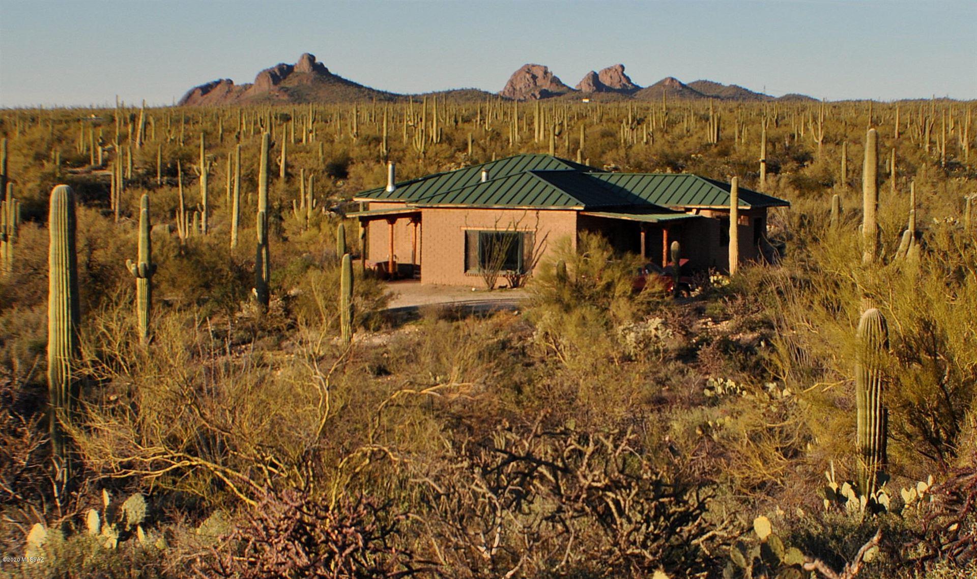 37029 S Desert Ridges Road, Marana, AZ 85658 - #: 22000486