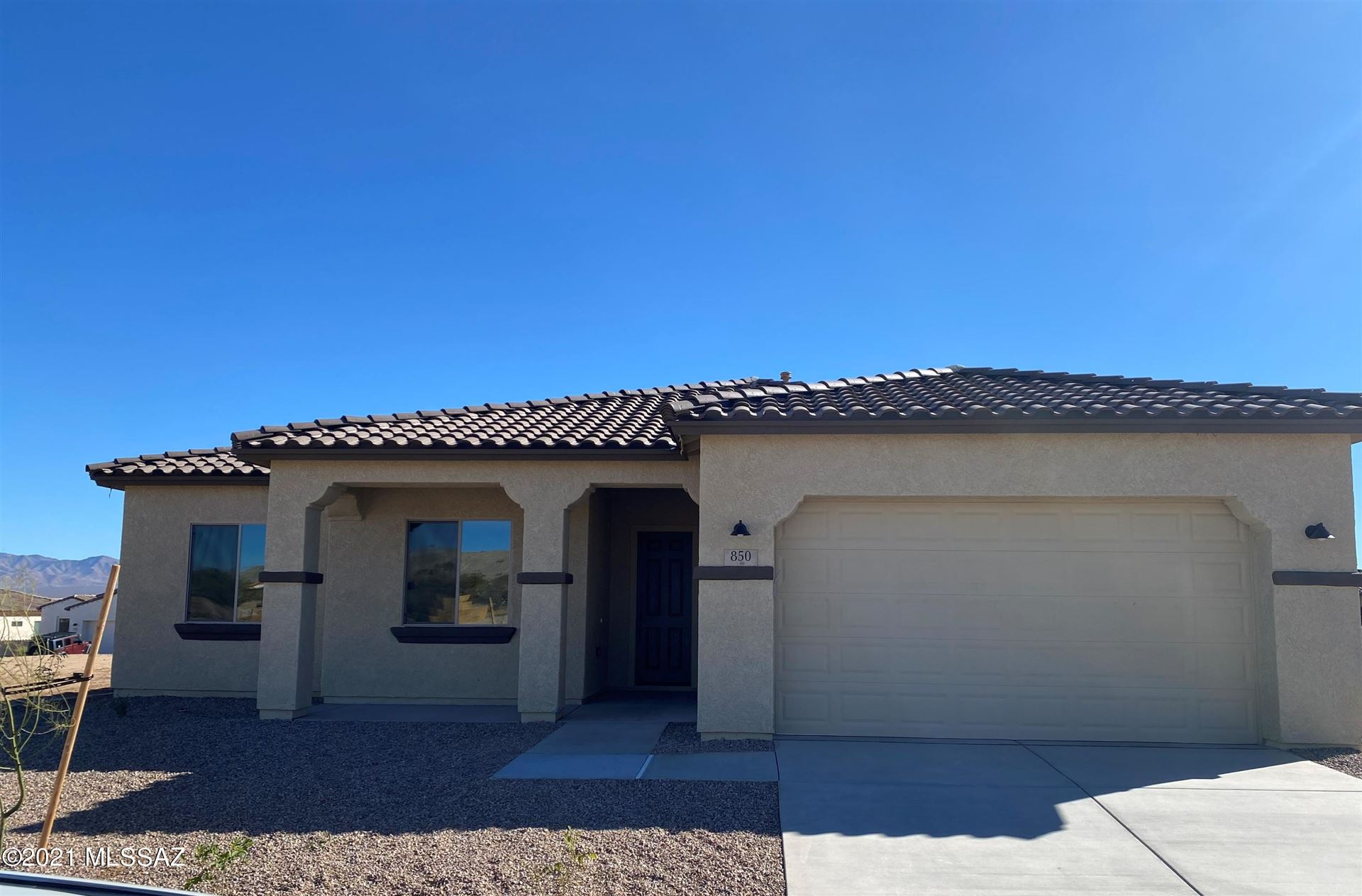 850 N Magellan Scope Trail #Lot 128, Green Valley, AZ 85614 - #: 22002486