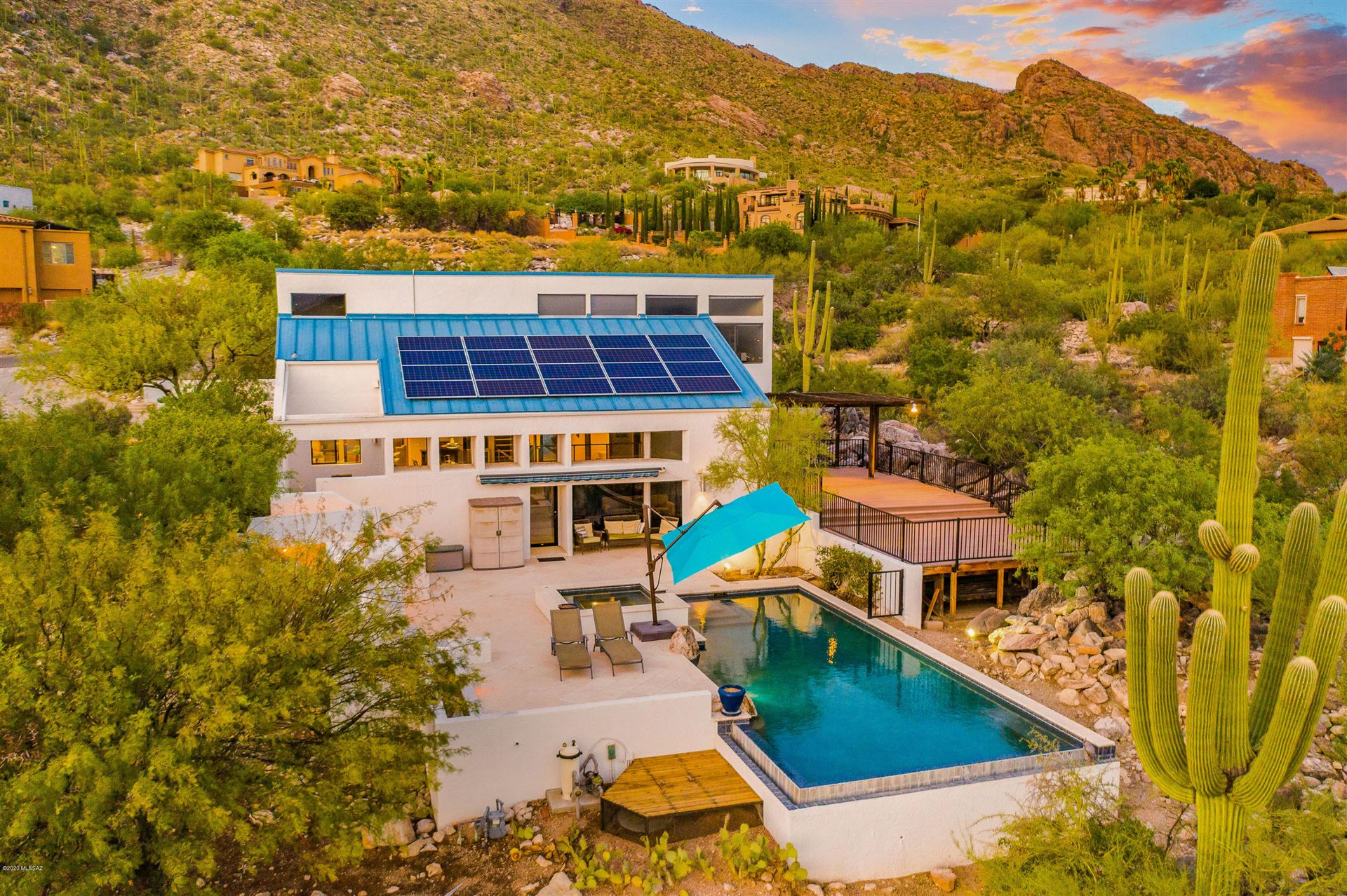 4560 E Ina Road, Tucson, AZ 85718 - MLS#: 22023486
