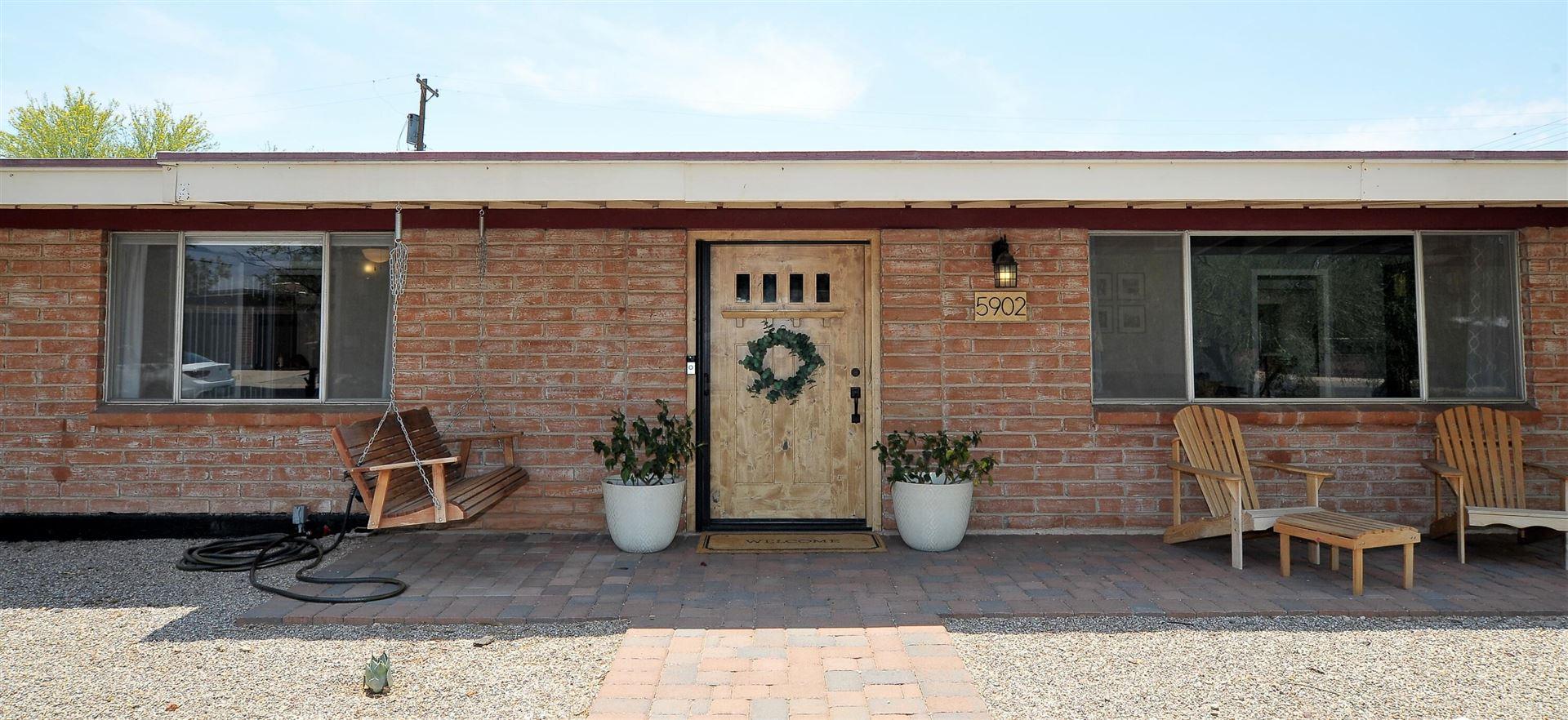 5902 E Rosewood Street, Tucson, AZ 85711 - MLS#: 22115486