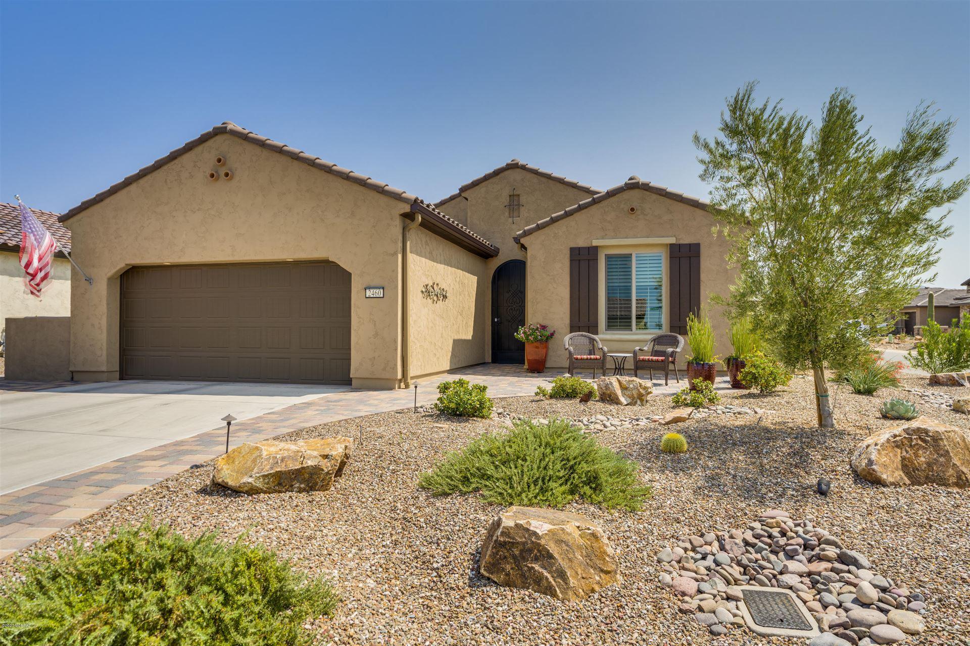2460 E Rolling Meadow Lane, Green Valley, AZ 85614 - #: 22023488