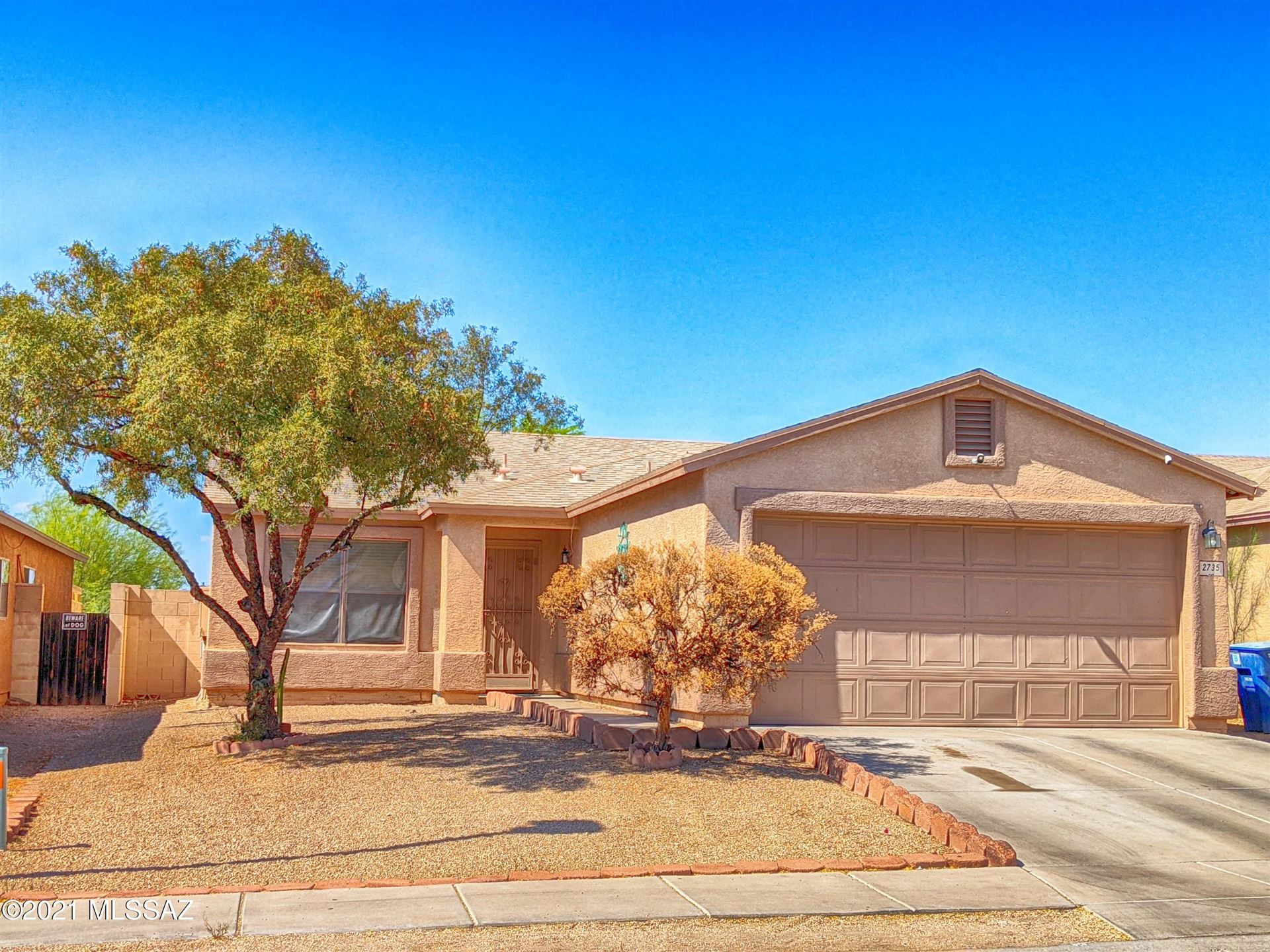 2735 E Liverpool Drive, Tucson, AZ 85706 - MLS#: 22118494