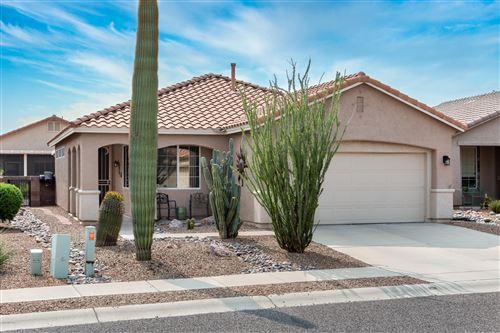 Photo of 8001 W Wandering Spring Way, Tucson, AZ 85743 (MLS # 22023497)