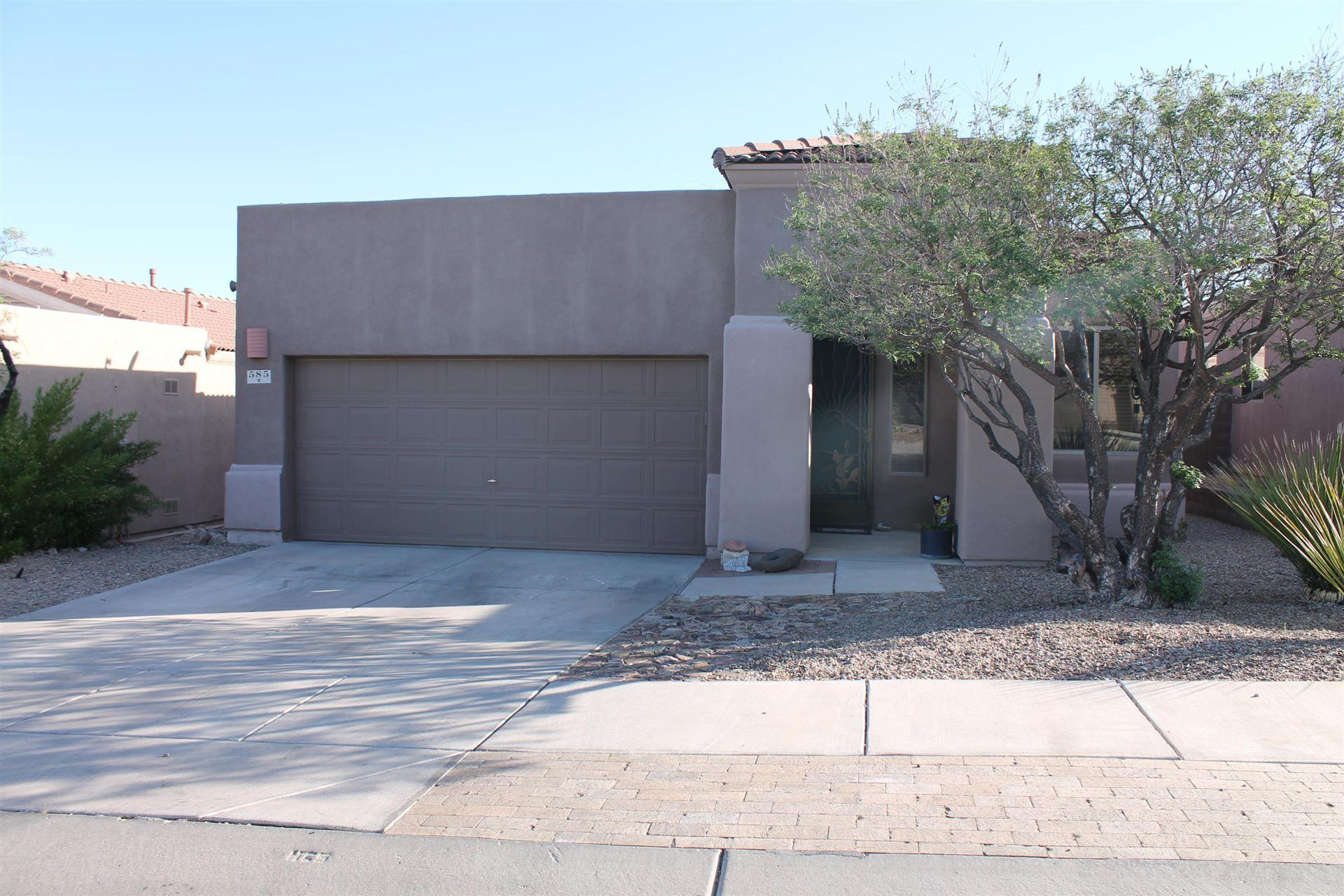 585 E Painted Pueblo Drive, Vail, AZ 85641 - MLS#: 22109501