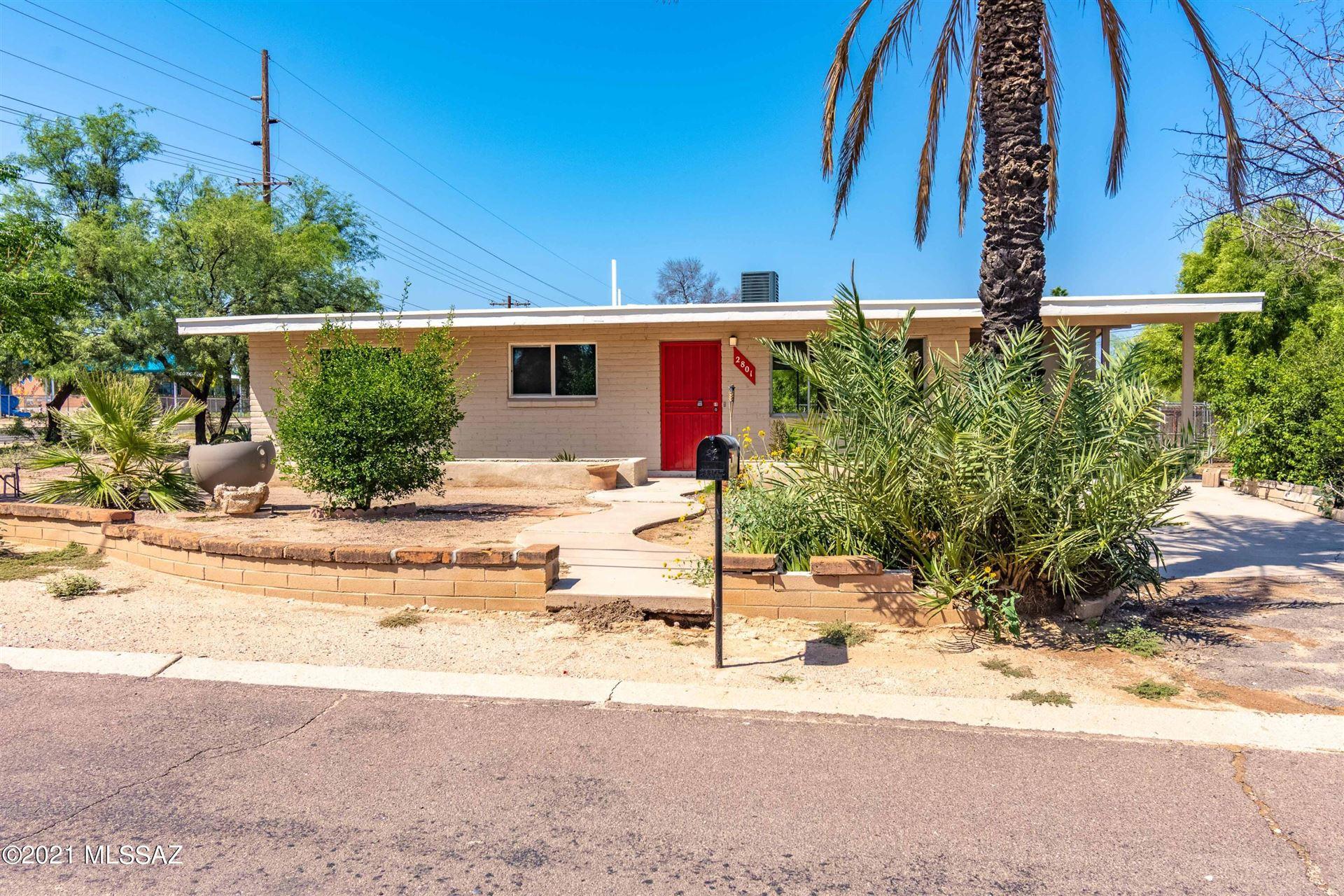 2801 N Woodland Avenue, Tucson, AZ 85712 - MLS#: 22123502