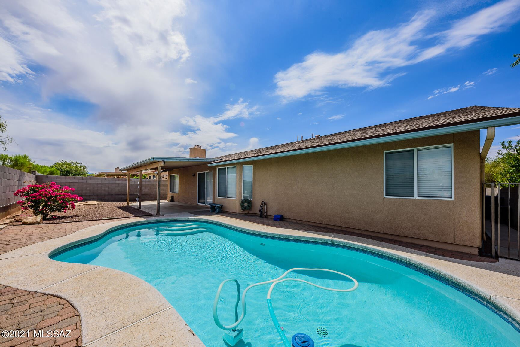 9811 E Bennett Drive, Tucson, AZ 85747 - MLS#: 22114503