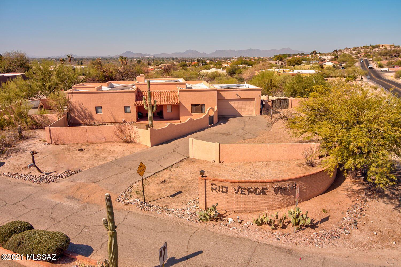 6165 E Calle Ojos Verde, Tucson, AZ 85750 - MLS#: 22106505