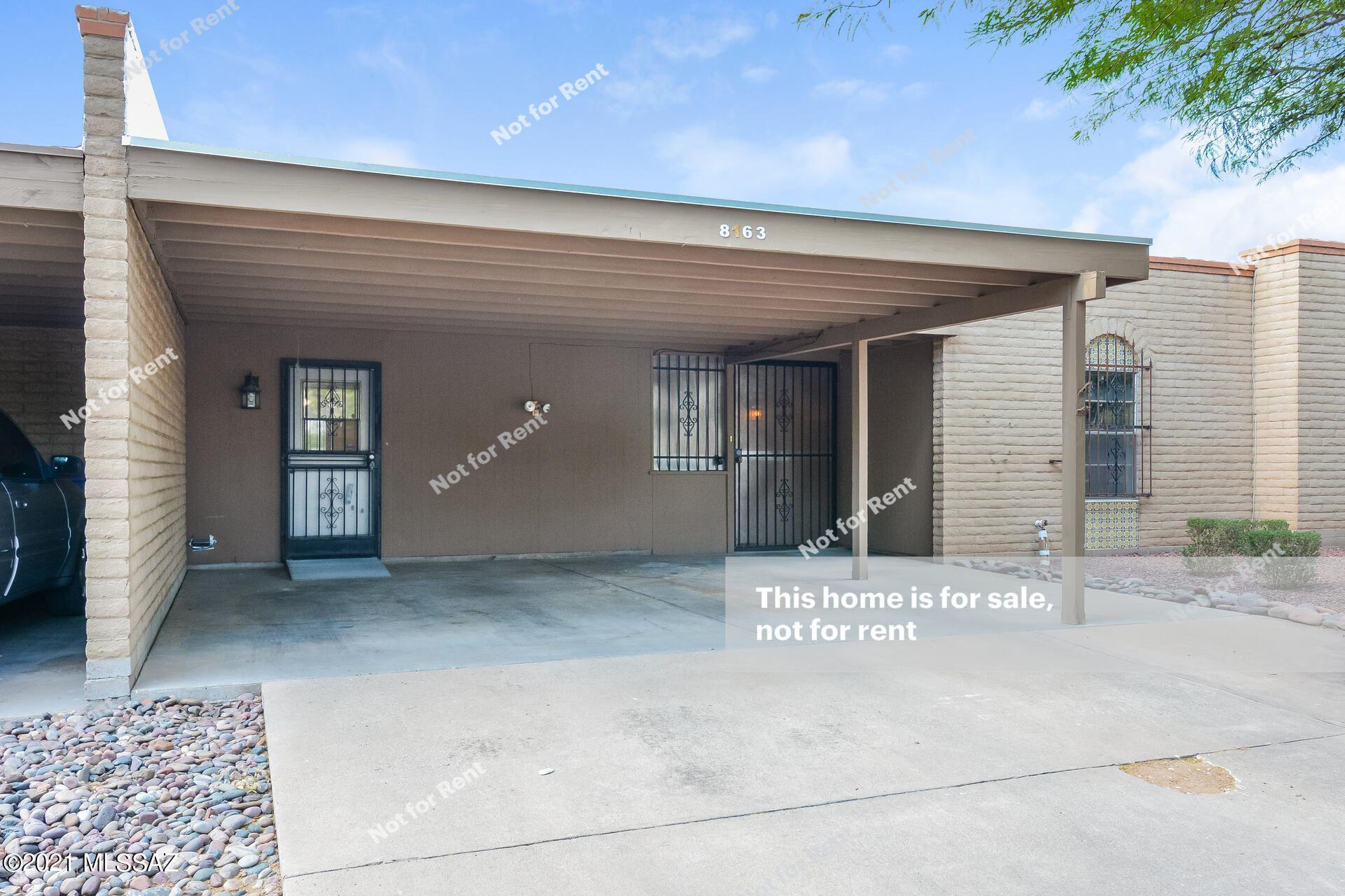 8163 E Estes Lane, Tucson, AZ 85710 - MLS#: 22114505