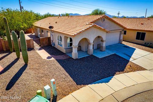Photo of 3529 W Camino De Talia, Tucson, AZ 85741 (MLS # 22127510)