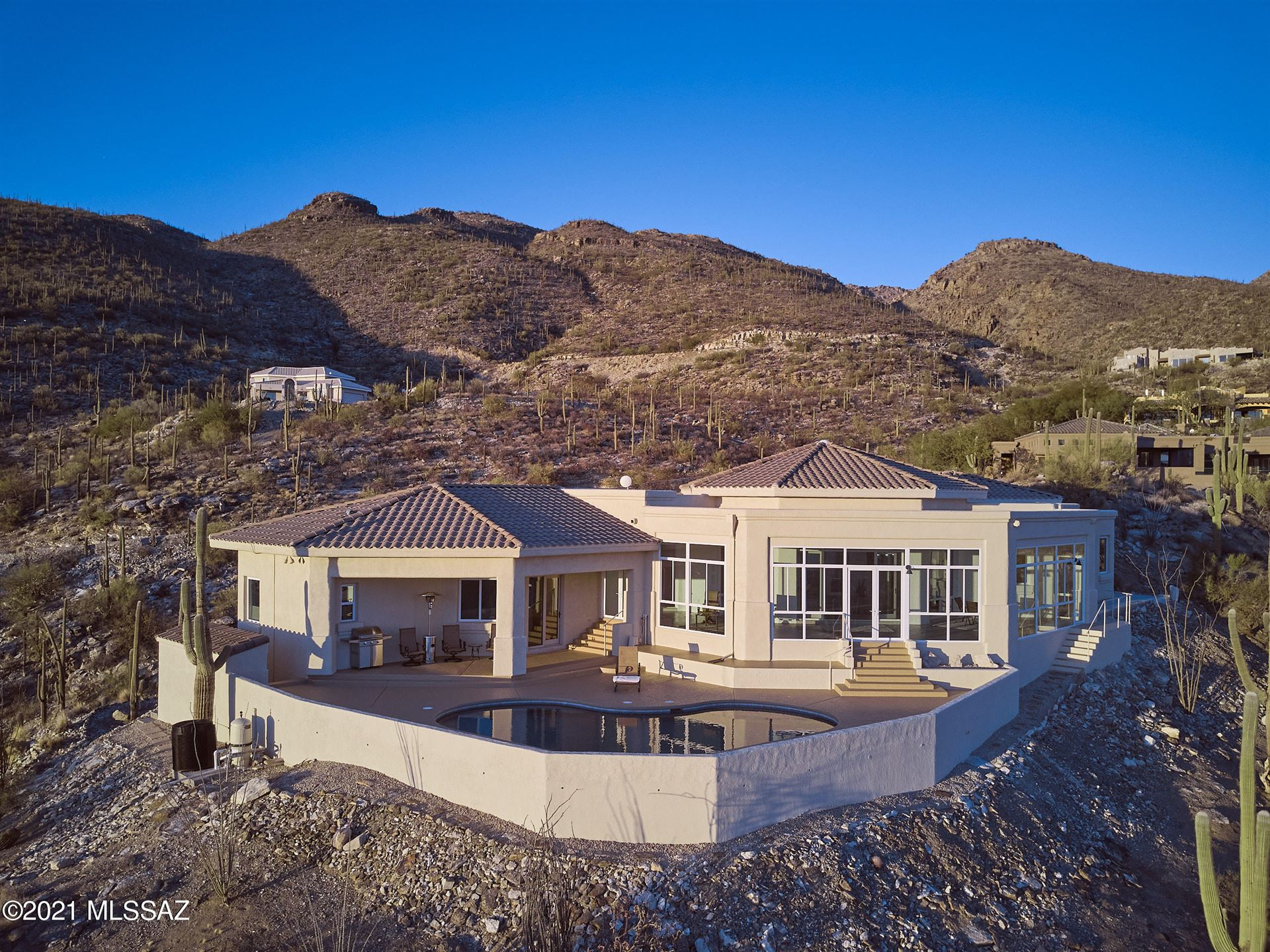 12130 E Quesada Place, Tucson, AZ 85749 - MLS#: 22100512