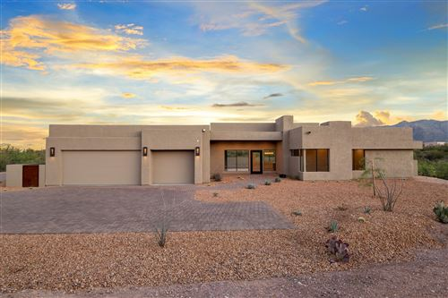 Photo of 2920 N Megafauna Court, Tucson, AZ 85749 (MLS # 21908519)