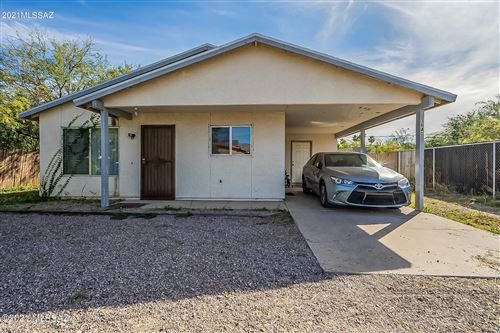 Photo of 3640 E Glenn Street, Tucson, AZ 85716 (MLS # 22127525)