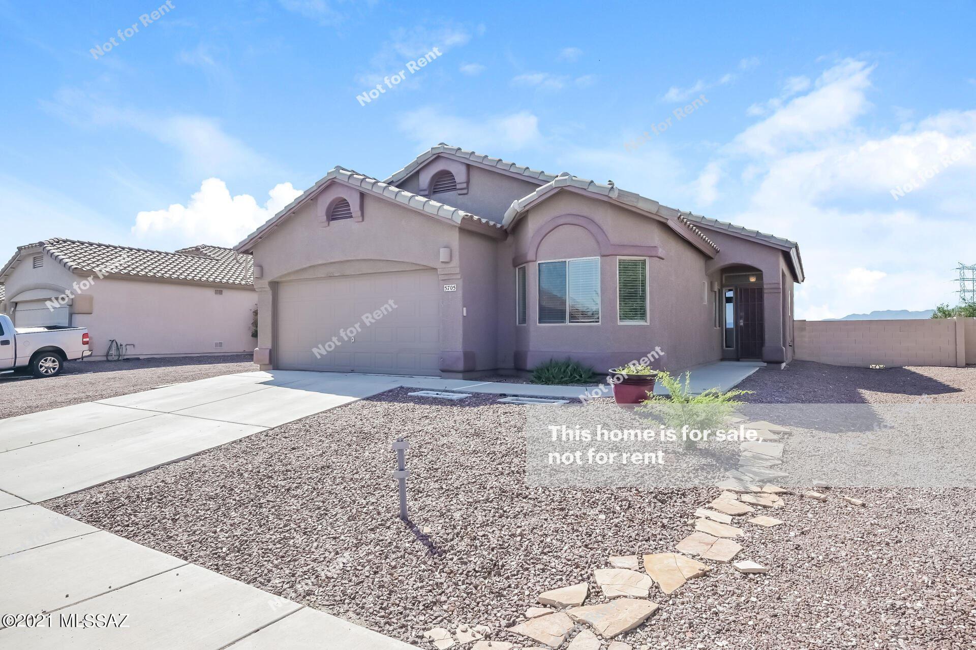5705 W Cortaro Crossing Drive, Tucson, AZ 85742 - MLS#: 22123526