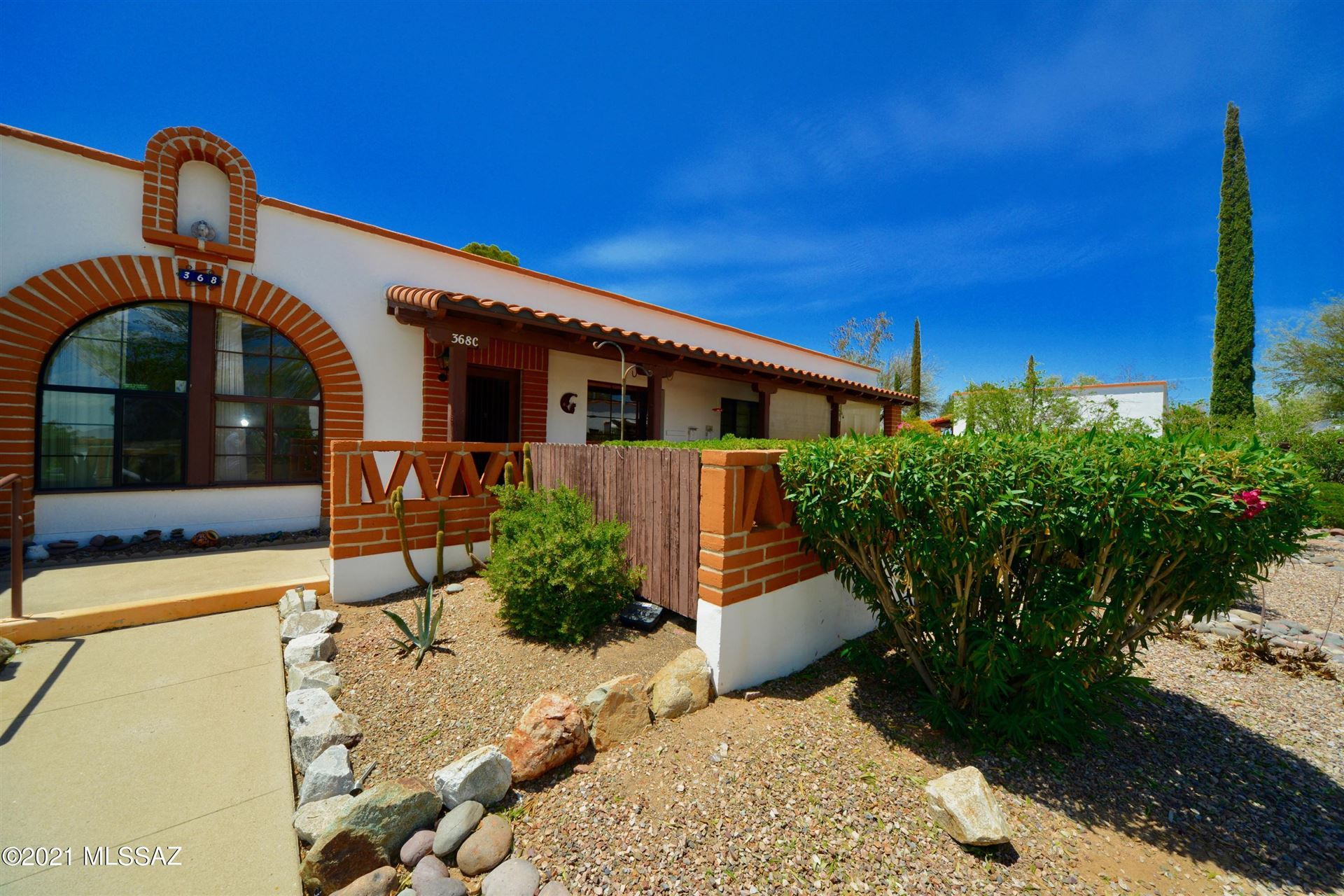 368 S Paseo Quinta #C, Green Valley, AZ 85614 - MLS#: 22111537