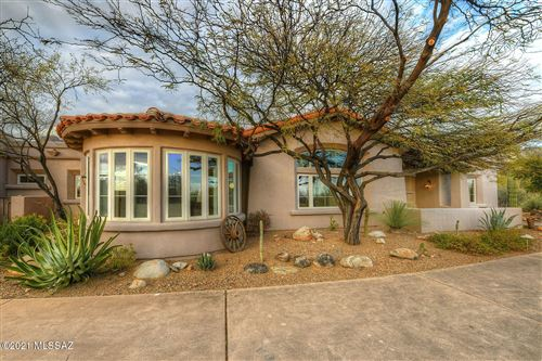 Photo of 7455 N Mystic Canyon Drive, Tucson, AZ 85718 (MLS # 22101538)