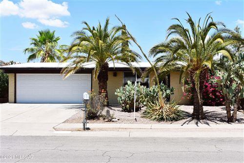 Photo of 7685 N Jensen Drive, Tucson, AZ 85741 (MLS # 22118539)