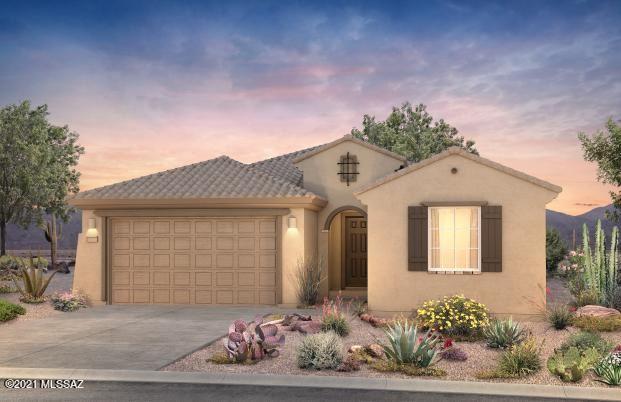 8292 W Spaulding W Street, Tucson, AZ 85743 - MLS#: 22108540