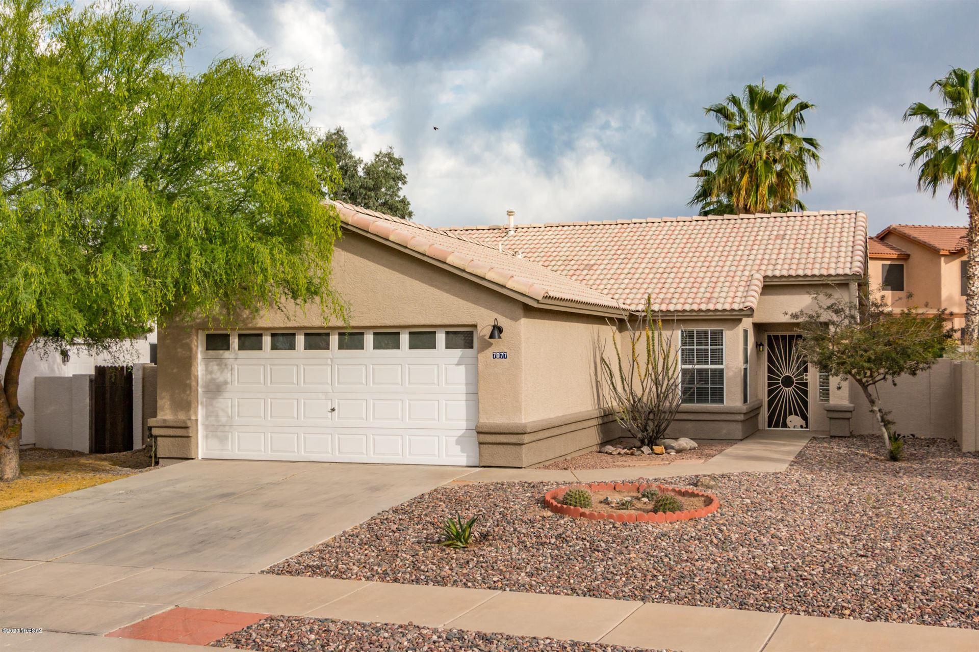7077 W Amarante Drive, Tucson, AZ 85743 - #: 22024544