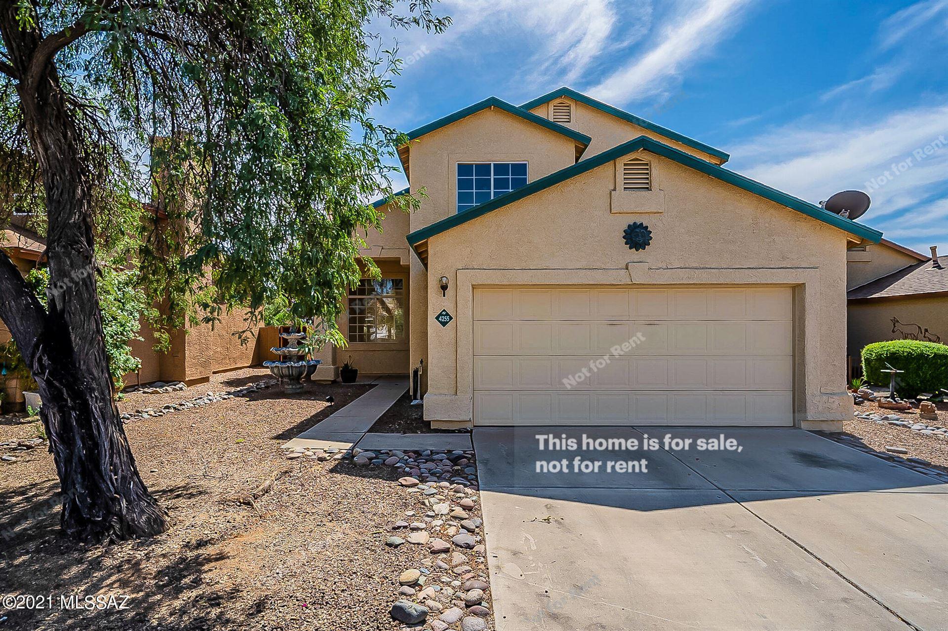 4255 W Bunk House Road, Tucson, AZ 85741 - MLS#: 22124544