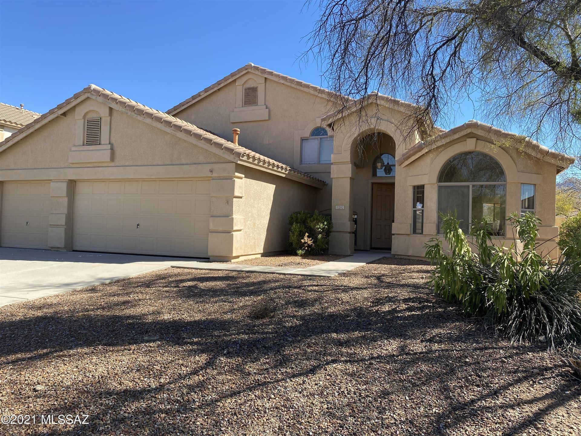 11252 N Twin Spur Court, Tucson, AZ 85737 - MLS#: 22104548
