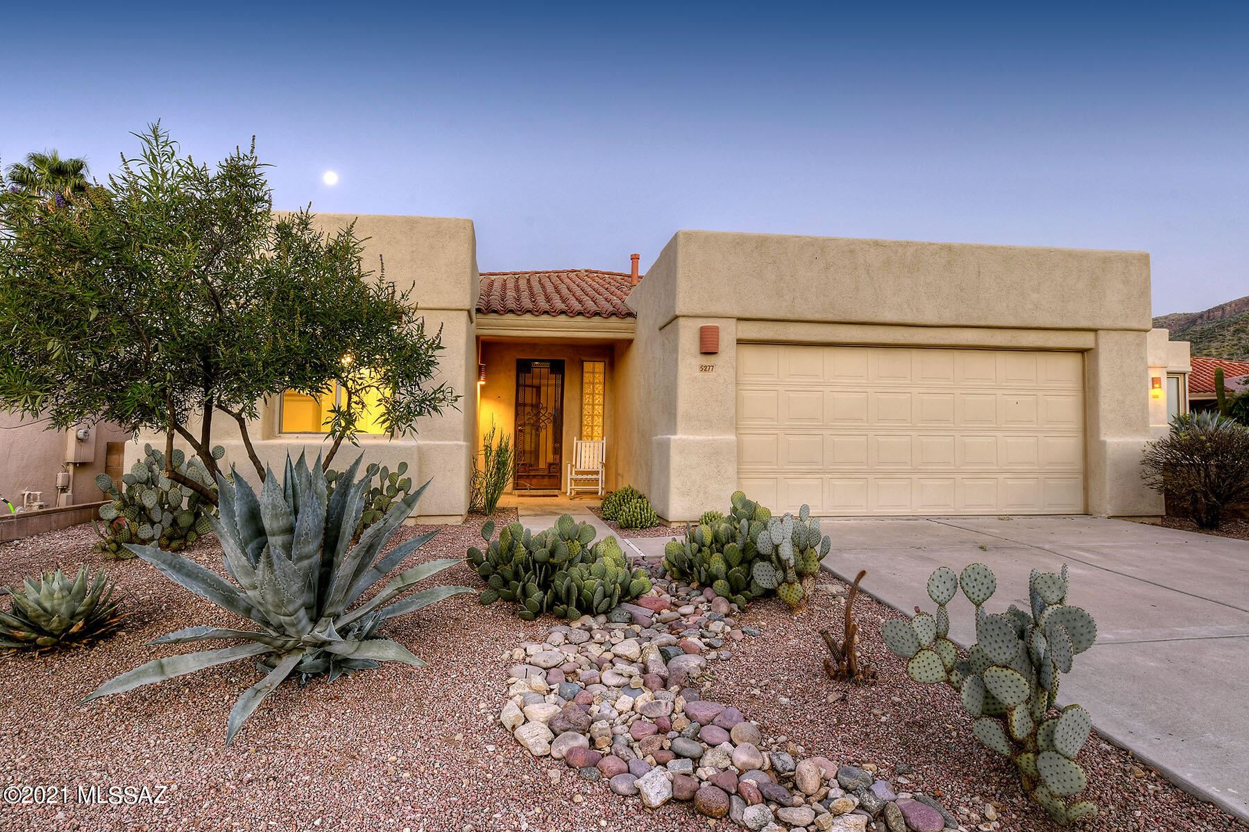 5277 N Canyon Rise Place, Tucson, AZ 85749 - MLS#: 22124549