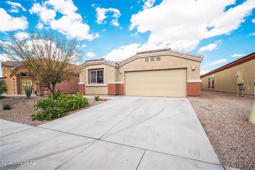 Photo of 8616 N Continental Links Drive, Tucson, AZ 85743 (MLS # 22123552)