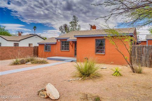 Photo of 2020 E Copper Street, Tucson, AZ 85719 (MLS # 22121555)